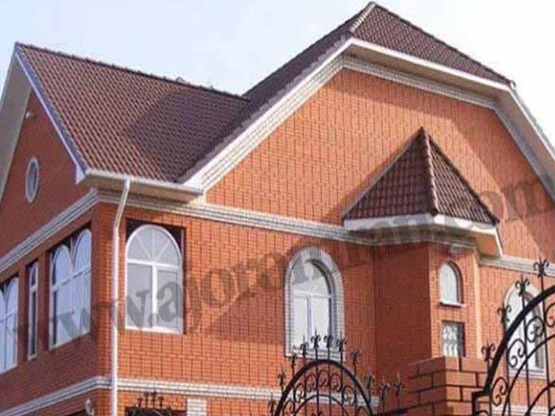 اهمیت و کاربرد آجر نمای ساختمان